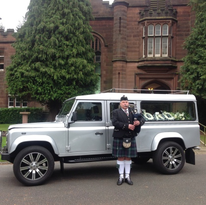 Used Land Rovers For Sale >> Land Rover Funerals 4X4 hearse and Limousine